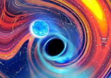 LIGO et Virgo observations: trou noir et une étoile à neutrons